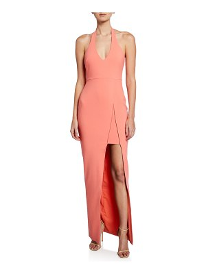 LIKELY Rudina Halter Gown
