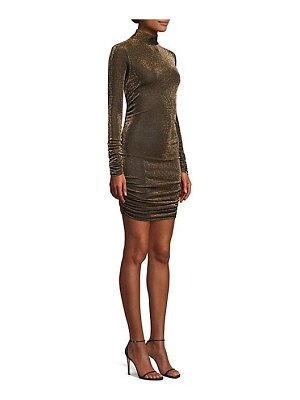 LIKELY wylie ruched bodycon dress
