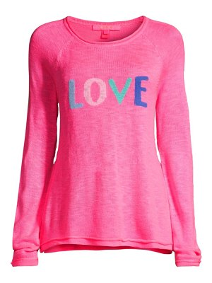Lilly Pulitzer danette graphic sweater