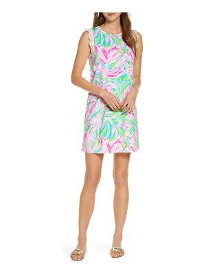 Lilly Pulitzer lilly pulitzer agee sleeveless shift dress