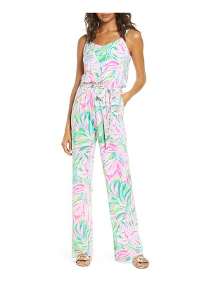 Lilly Pulitzer lilly pulitzer arabelle jumpsuit