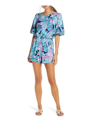 Lilly Pulitzer lilly pulitzer britton romper