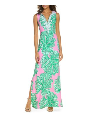 Lilly Pulitzer lilly pulitzer carlotta maxi dress