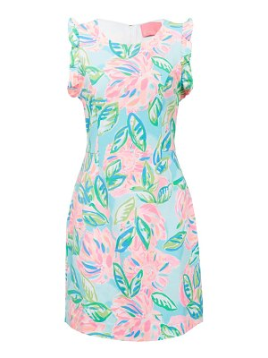 Lilly Pulitzer lilly pulitzer carmelisa floral a-line dress