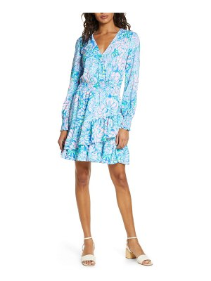 Lilly Pulitzer lilly pulitzer christiana long sleeve dress