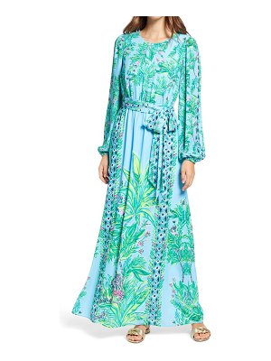 Lilly Pulitzer lilly pulitzer chyanna maxi dress