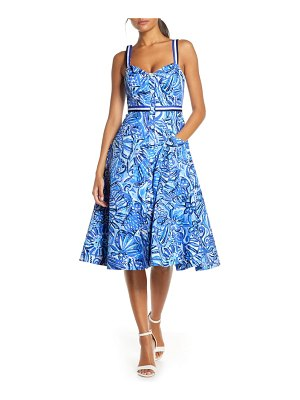 Lilly Pulitzer lilly pulitzer ellee fit & flare sundress