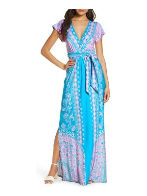 Lilly Pulitzer lilly pulitzer esmarella maxi dress