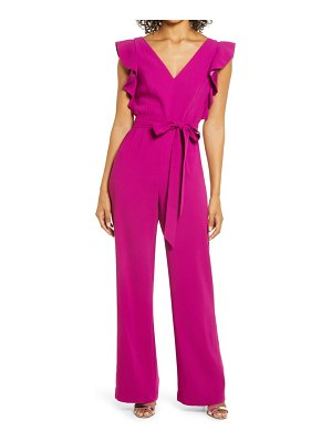 Lilly Pulitzer lilly pulitzer kallie ruffle jumpsuit