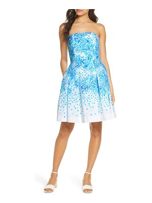 Lilly Pulitzer lilly pulitzer kenzie fit & flare dress