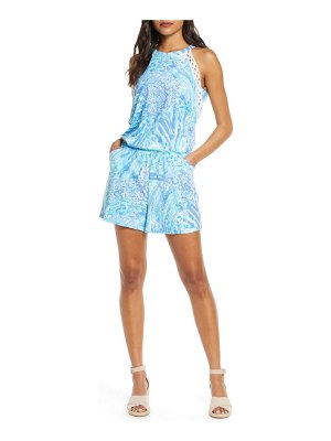 Lilly Pulitzer lilly pulitzer lala sleeveless romper
