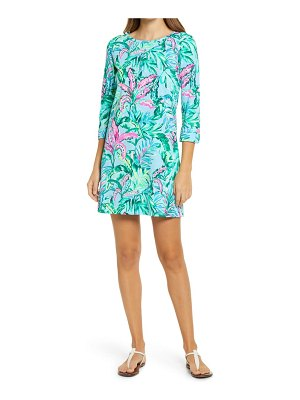Lilly Pulitzer lilly pulitzer linden pima cotton shift dress