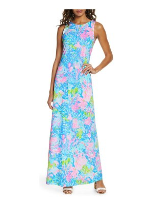 Lilly Pulitzer lilly pulitzer marcella maxi dress