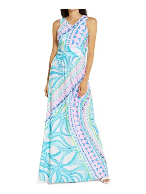 Lilly Pulitzer lilly pulitzer marco maxi dress