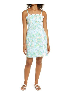 Lilly Pulitzer lilly pulitzer mercede minidress