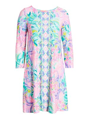 Lilly Pulitzer lilly pulitzer ophelia it was all a dream engineered print swing dress