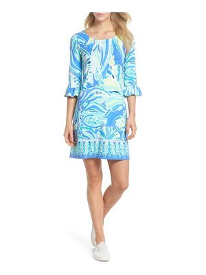 Lilly Pulitzer lilly pulitzer sophie upf 50+ shift dress