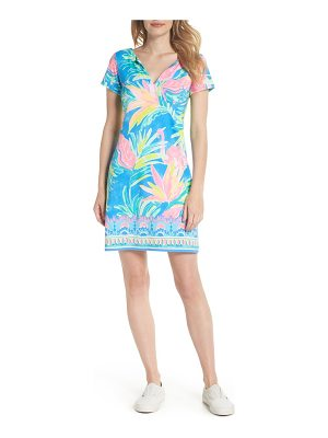 Lilly Pulitzer lilly pulitzer sophiletta upf 50+ dress