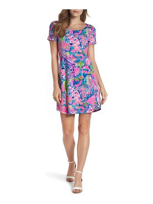 Lilly Pulitzer lilly pulitzer tammy upf 50+ shift dress