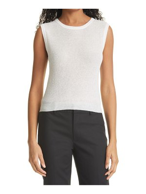 LINE bodhi n & cotton blend sweater tank