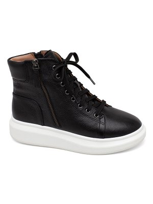 Linea Paolo tanya high top sneaker boot