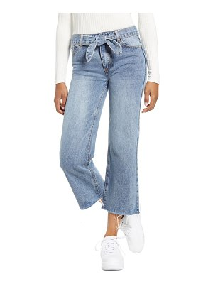 Lira Clothing valiant wide leg crop jeans