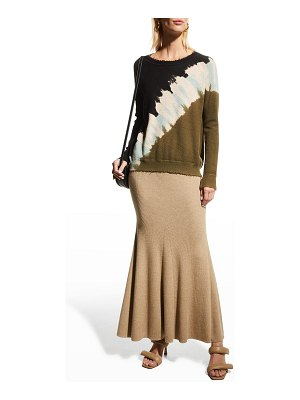 Lisa Todd The Eclipse Printed Sweater