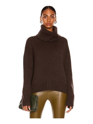 LISA YANG cashmere lucca sweater