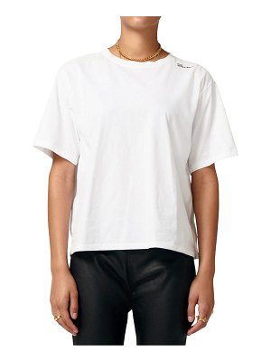 LITA by Ciara forever embroidered cotton t-shirt