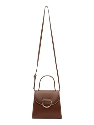 Little Liffner brown little lady bag