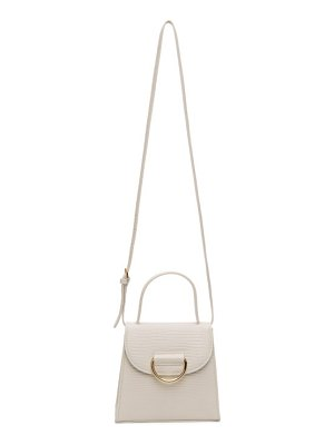 Little Liffner white little lady bag