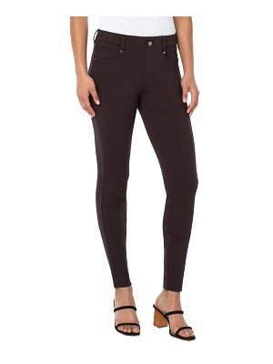 Liverpool gia glider knit pull-on pants