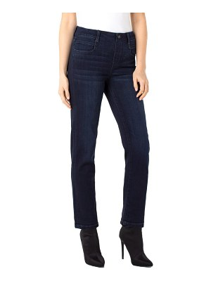 Liverpool gia glider slim pull-on jeans