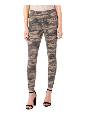 LIVERPOOL LOS ANGELES abby high waist ankle skinny jeans