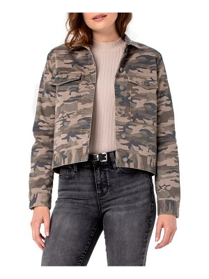 LIVERPOOL LOS ANGELES camo jacket