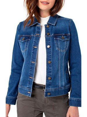 LIVERPOOL LOS ANGELES classic denim jacket