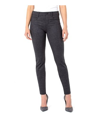 LIVERPOOL LOS ANGELES gia glider high rise skinny pull-on pants