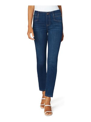 LIVERPOOL LOS ANGELES gia glider pull-on skinny jeans
