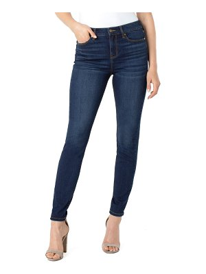 LIVERPOOL LOS ANGELES liverpool abby sustainable high waist skinny jeans