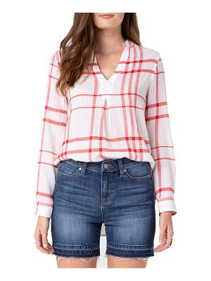 Liverpool plaid shirt