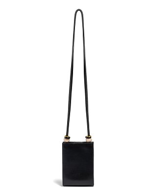 Lizzie Fortunato Ruby Small Leather Crossbody Bag