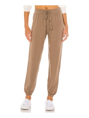 LNA brushed terry sweatpant