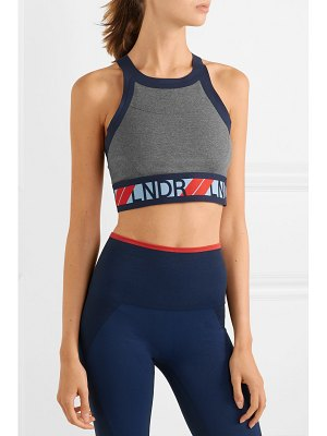 LNDR haste stretch-knit sports bra