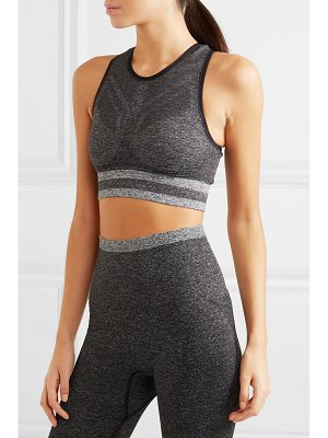 LNDR shape stretch-knit sports bra