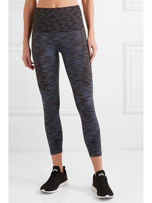 LNDR space-dyed stretch leggings