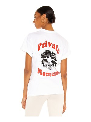 Local Heroes private moments tee