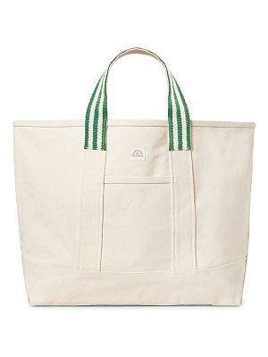 Loeffler Randall oversized bodie open tote canvas tote