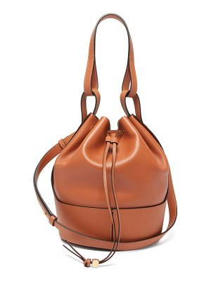 Loewe balloon medium leather bag