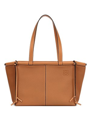 Loewe cushion small leather tote