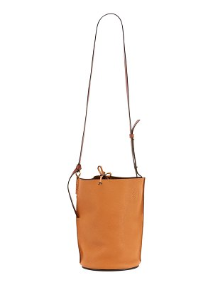 Loewe Gate Soft Grained Bucket Bag